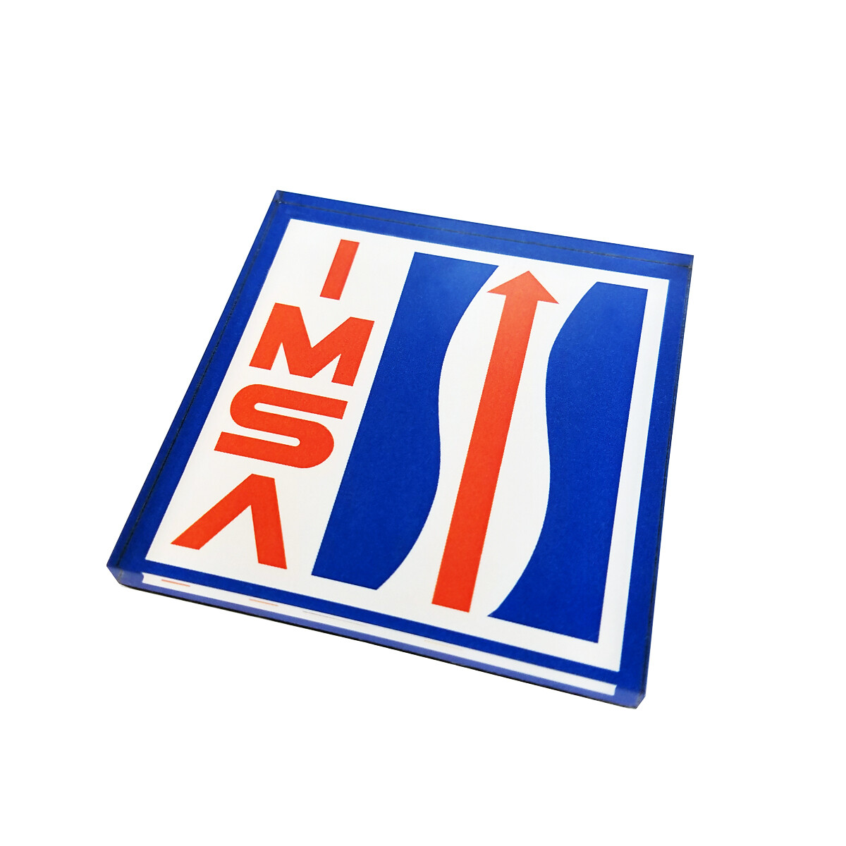 IMSA Retro Logo Magnet