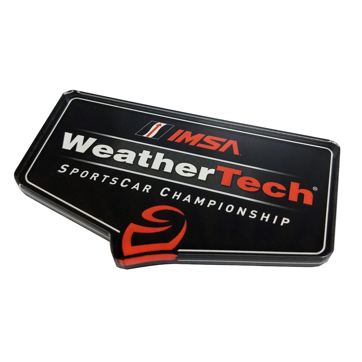 IMSA WeatherTech Magnet
