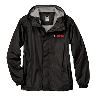 IMSA Waterproof Jacket Blk/Gry