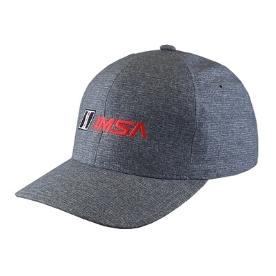 IMSA Flexfit Hat-Carbon Blue