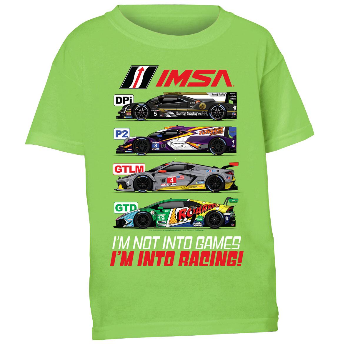 IMSA Youth Class T Lime