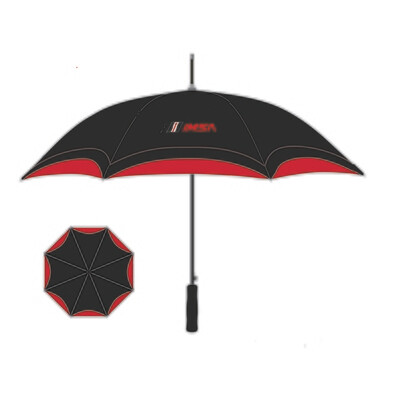 IMSA Umbrella - Black/Red