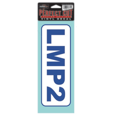 LMP2 Car class Decal