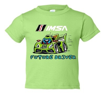 Toddler Future Driver-Lime