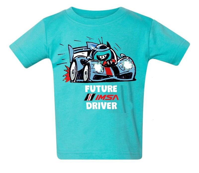 Infant Future Driver-Blue