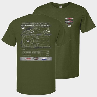 DPi Technical T-Military Grn