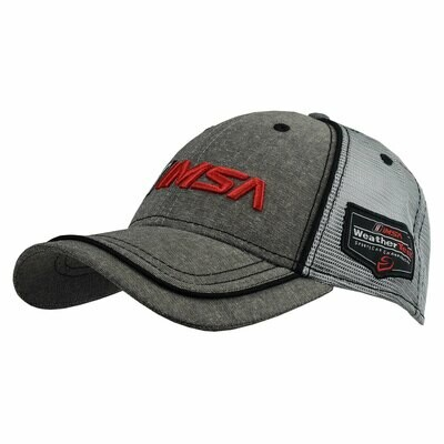 IMSA 2021 Chambray Hat - All Grey