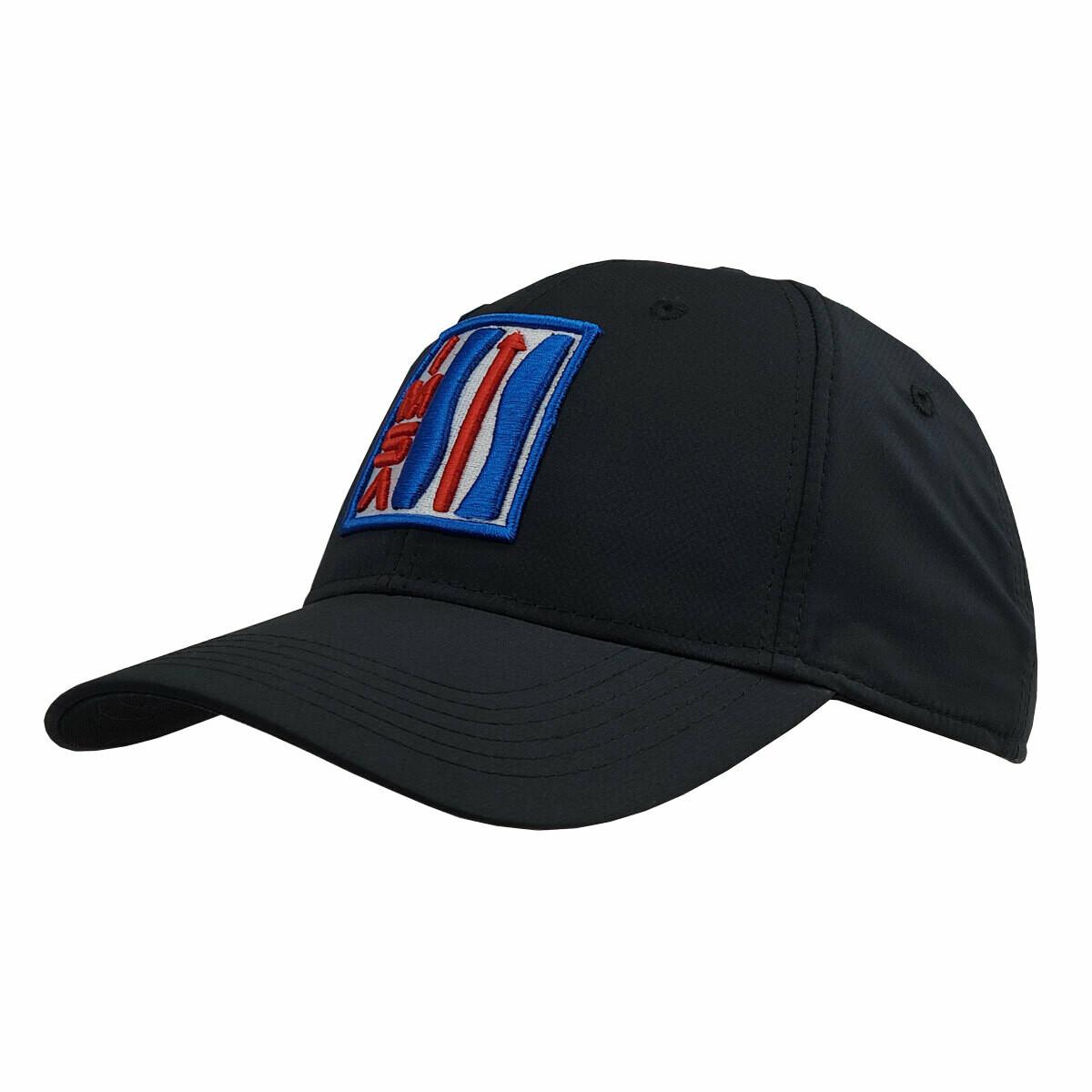 IMSA Vintage Logo Hat-Black
