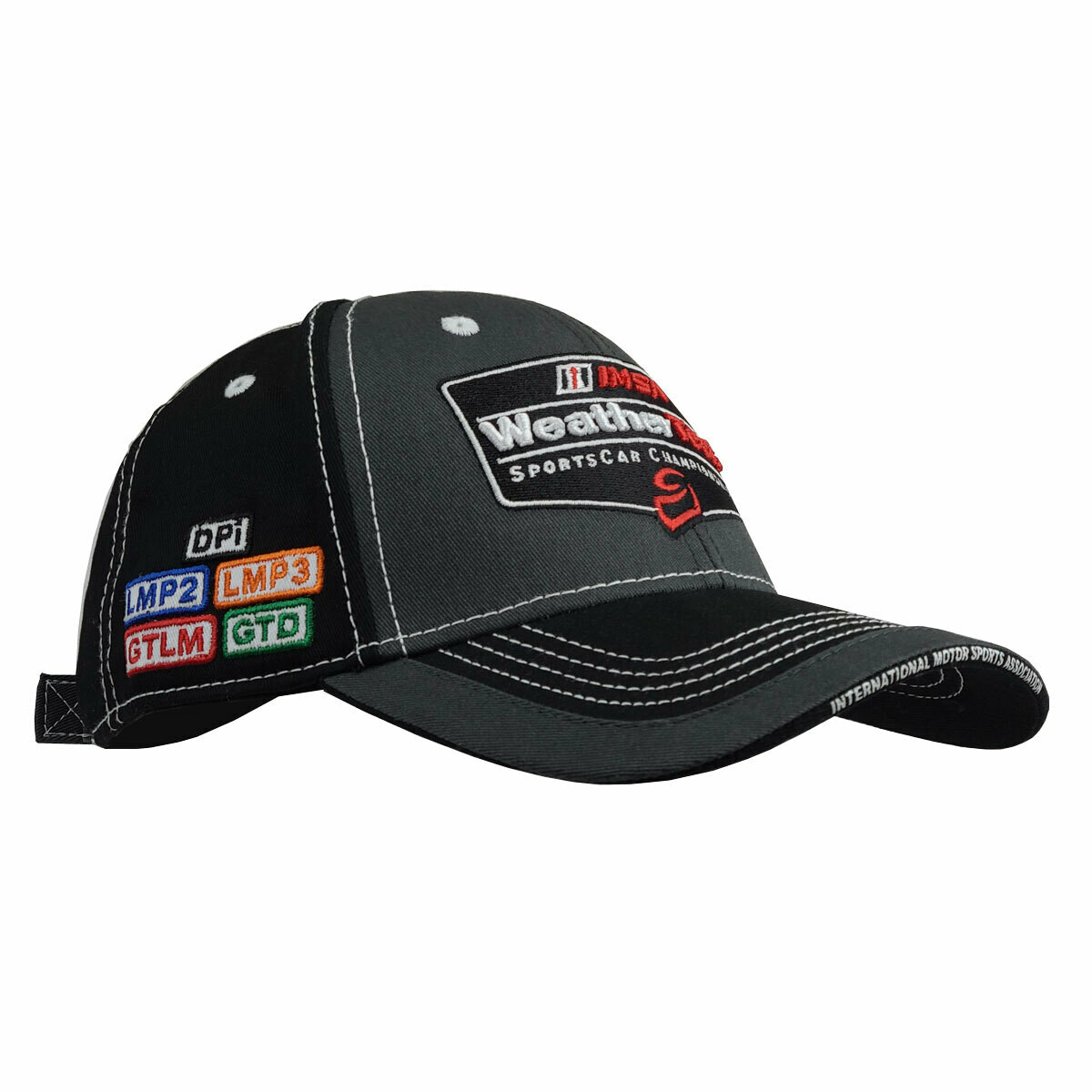 WeatherTech 2021 Hat-Char/Black