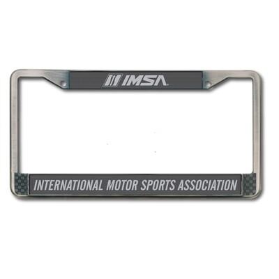 IMSA License Frame -Antique Pewter