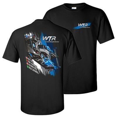 2021 WTR Acura Tee- Black