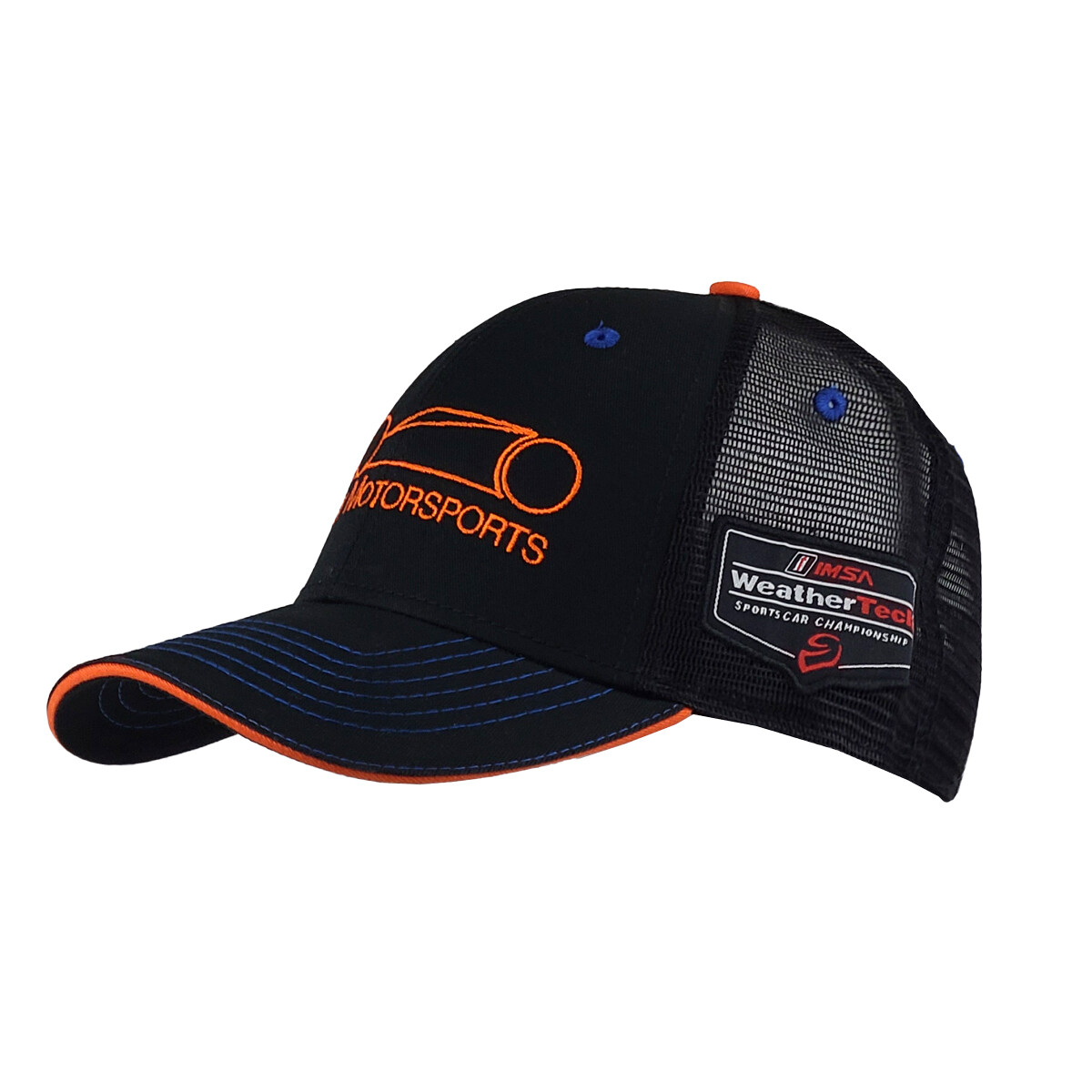 Riley MotorSports Hat - Black