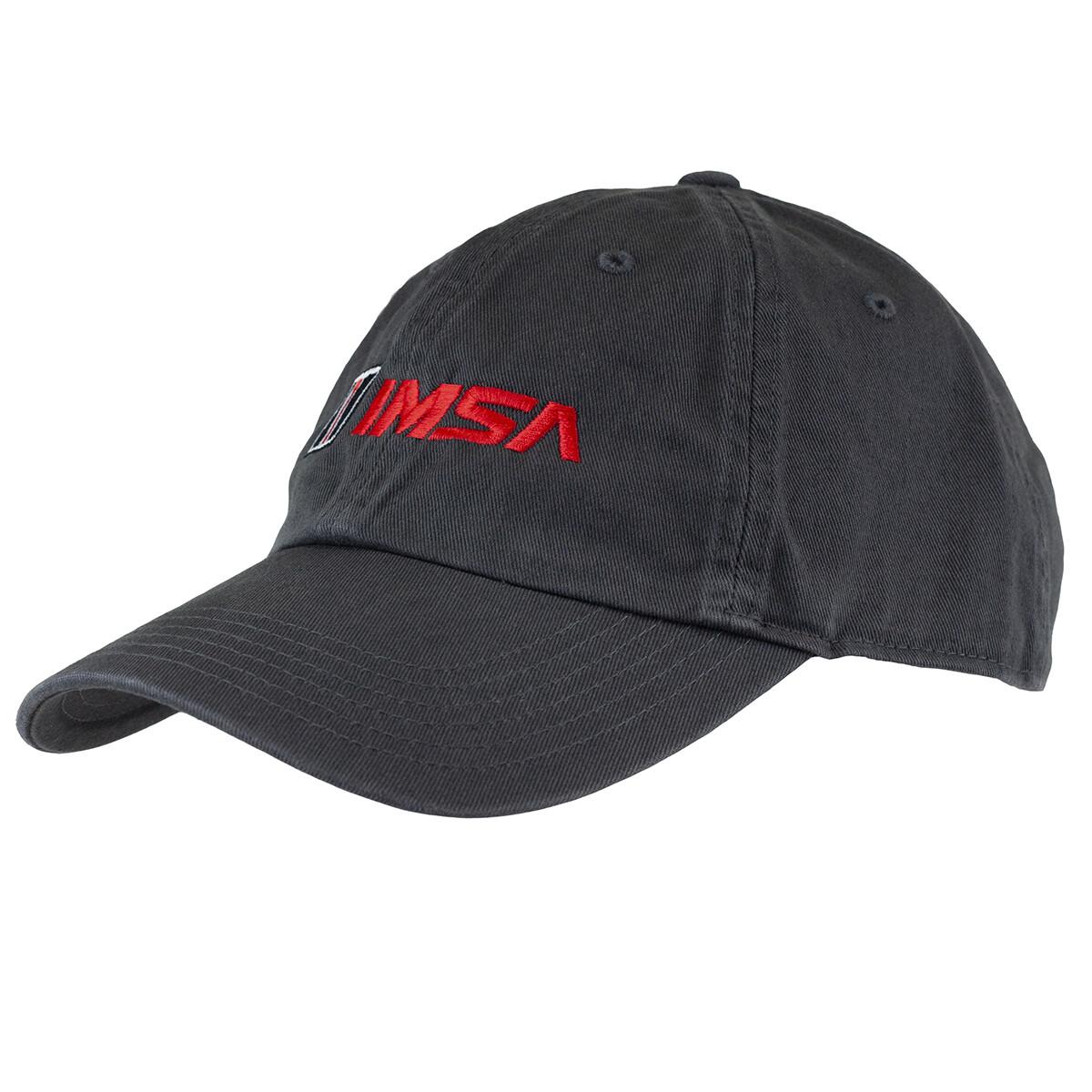 IMSA Dad Hat - Charcoal