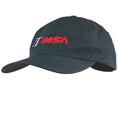 IMSA Ripstop Hat - Steel Grey