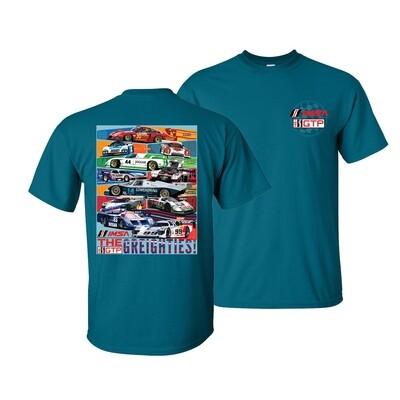 IMSA 80's Cars T - Deep Blue