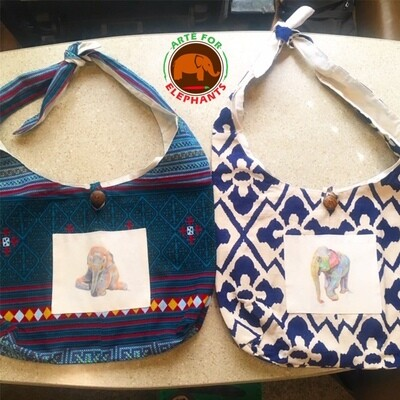 SOLD OUT NEW! Boho Tribal Messenger Bags! Fair Trade!