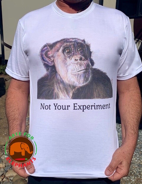 NEW! NOT YOUR EXPERIMENT T-Shirt