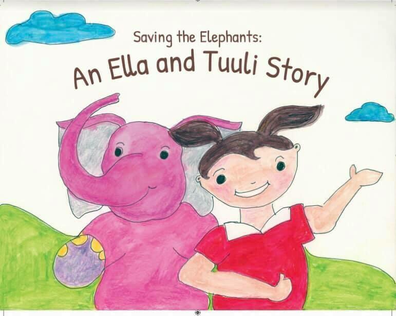 NEW! Saving Elephants an Ella and Tuuli Story