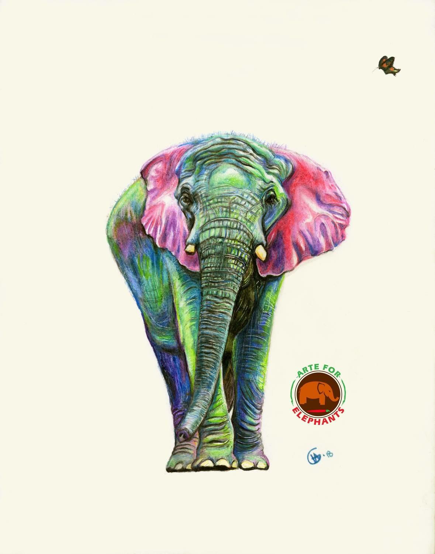 Thika- The Beautiful Large print