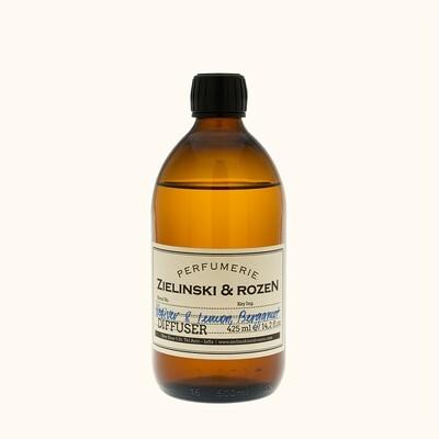 Дифузор засіб для ароматизації приміщень Ветивер, Лимон, Бергамот (425мл)