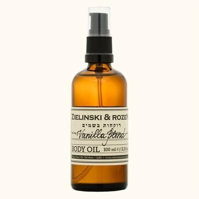 Олія для тіла Ванільний Бленд (100мл)