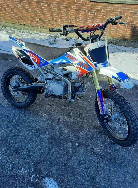 Bastos Pitbike 150cc