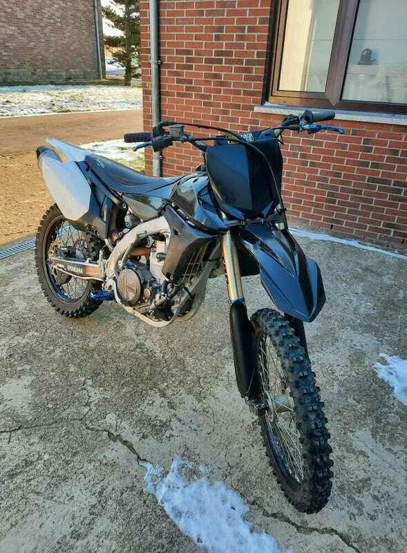 Yamaha YZF450    2011