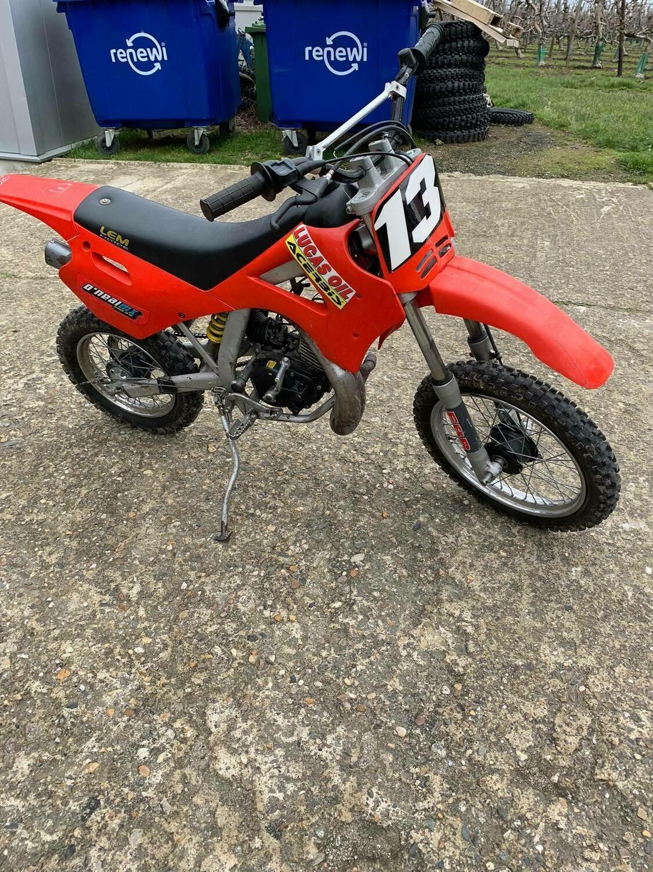 Kindercross LEM 50cc