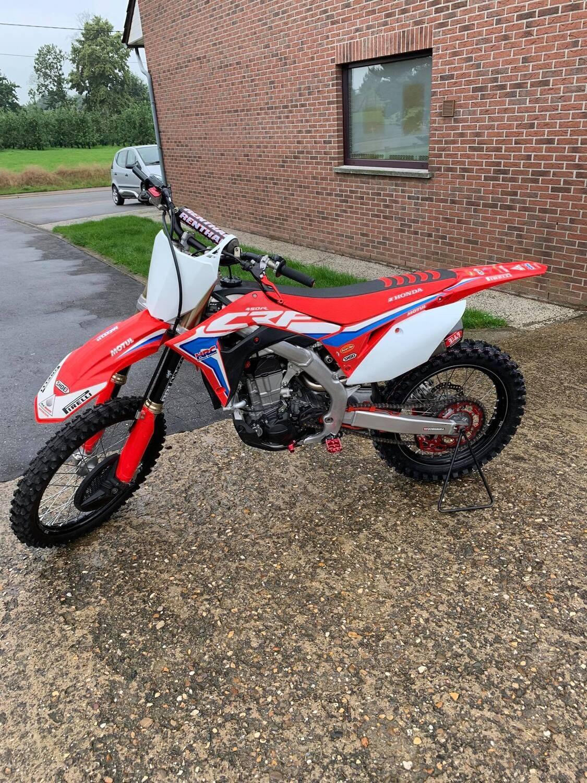 Honda CRF450    2020