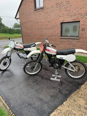 YZ 125     1980