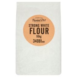 Strong white flour, 1kg
