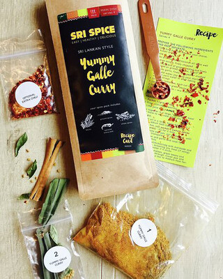 Curry Kit - Main - Yummy Galle