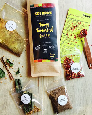 Curry kit - Tangy Tamarind Curry