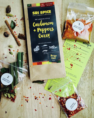 Curry Kit - Main- Cardamom Peppers Curry