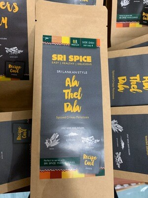 Curry Kit - Side - Ala Thel Dala