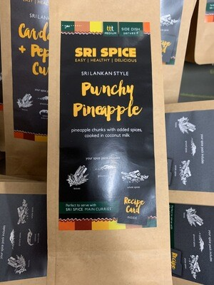 Curry Kit - Side - Punchy Pineapple