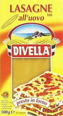 Divella Lasagne Egg sheets 500 gr