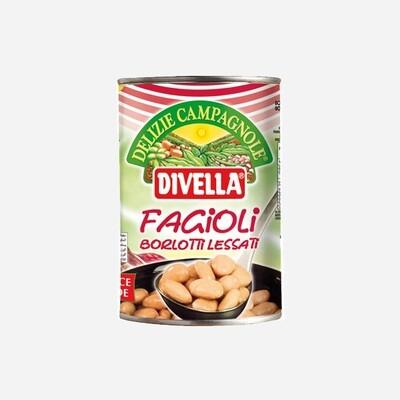 Borlotti beans 400 gr