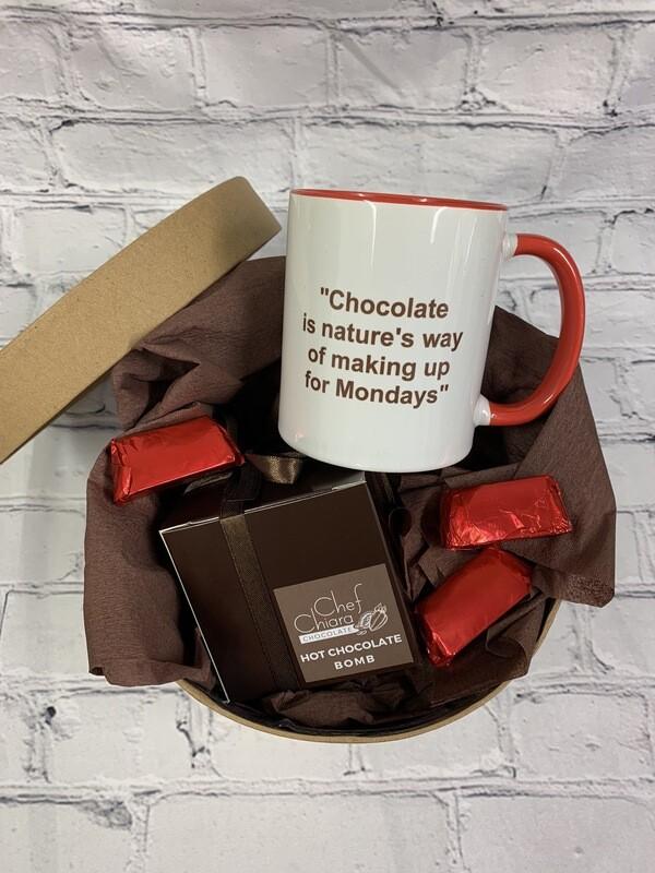 Hot Chocolate Bomb Gift Set