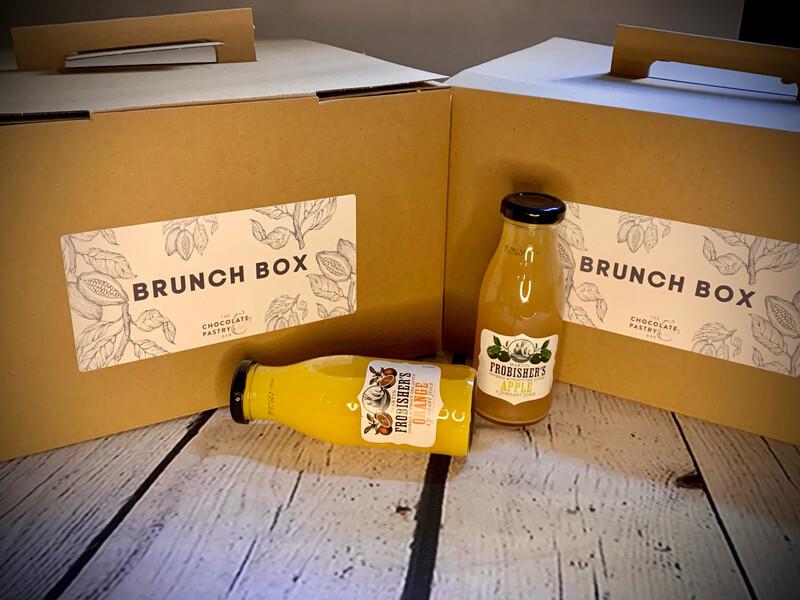 The brunch box - Serves 2