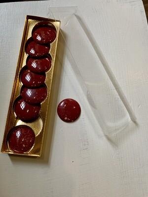 Chocolate Pistoles - Box of 8