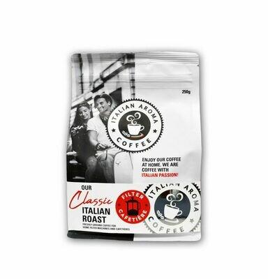 Filter Cafetière - Italian Aroma coffee