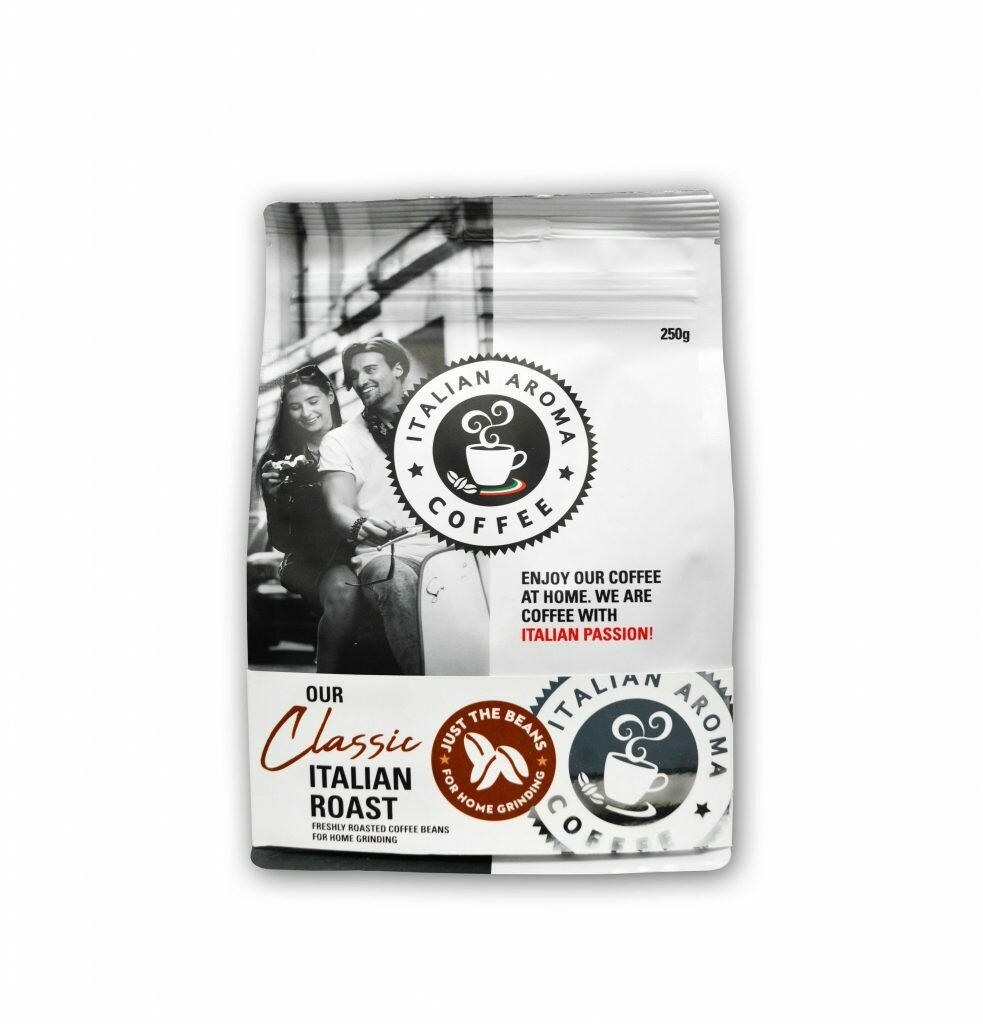 Just the Beans - Italian Aroma coffee