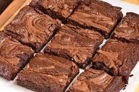 Our Own Signature Chocolate Brownies - Large square