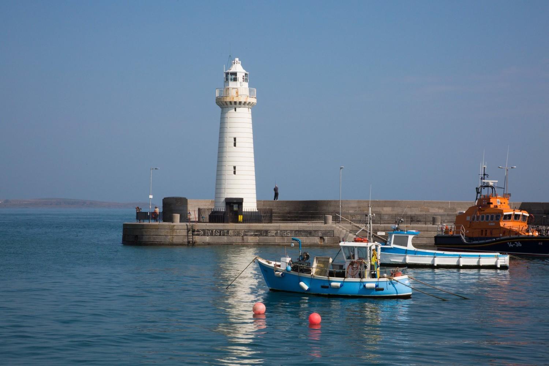 Donaghadee Lighthouse 3, N.Ireland