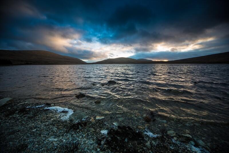 Spelga Dam, County Down, N.Ireland