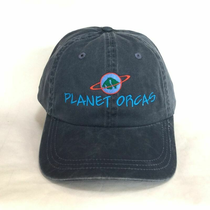 Baseball Cap - Planet Orcas