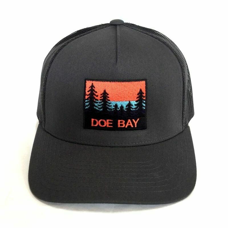 Trucker Hat - Doe Bay Logo