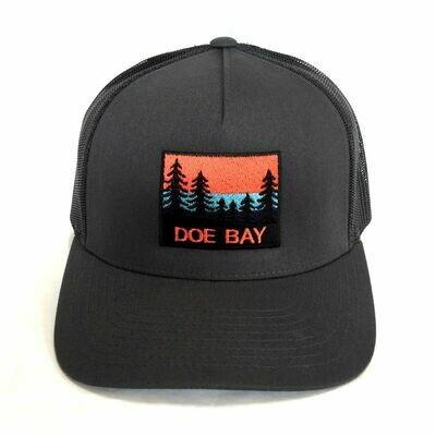 Trucker Hat - Doe Bay Logo