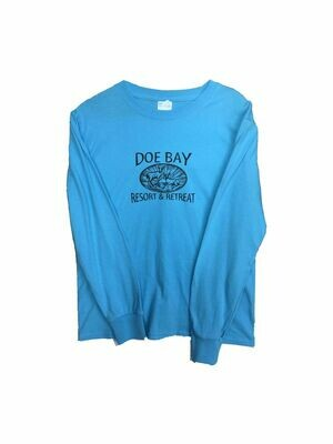 Blue Youth Long-Sleeved Tee